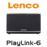 Lenco PlayLink-6 Multiroom Wireless HiFi Speaker