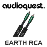 AudioQuest Elements Series Earth RCA Analog-Audio Interconnects