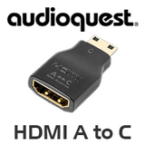 AudioQuest HDMI A to C Adapter
