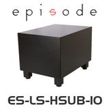 """Episode 10"""" 300W Landscape Series Hardscape Subwoofer"""