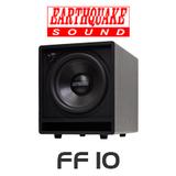 "Earthquake FF10 10"" Front-Firing Subwoofer"