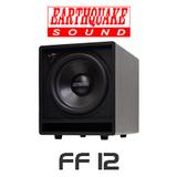 "Earthquake FF12 12"" Front-Firing Subwoofer (Each)"