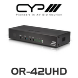 CYP OR-42UHD 4x2 Ultra High Definition HDMI Matrix Switcher