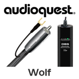AudioQuest Wolf RCA Subwoofer Cable