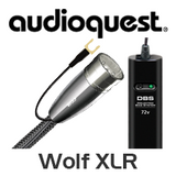 AudioQuest Wolf XLR Subwoofer Cable