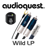 AudioQuest Wild LP Tonearm Cable (JIS to RCA / XLR)