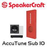SpeakerCraft AccuTuneBox Sub 10 In-Wall System