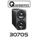 Q Acoustics 3070S 140W Home Theatre Subwoofer