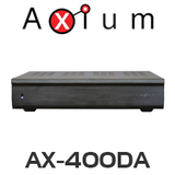 Axium AX-400DA Multi-Zone Digital Amplifier