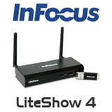 InFocus LiteShow 4 Wireless Adapter For Any Projector or Display
