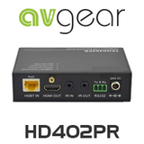 AVGear HD402PR HDMI, RS232 & IR HDBaseT Receiver with POC