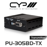 CYP PU-305BD-TX Bi-Directional Digital Audio over Single CAT Transmitter