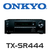 Onkyo TX-SR444 7.1 Channel Dolby Atmos 4K-Ready AV Receiver