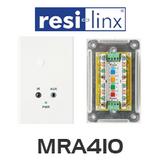 Resi-Linx Electronic Local Input Module Wallplate