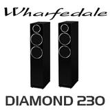 Wharfedale Diamond 230 Floorstanding Speakers (Pair)