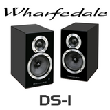 Wharfedale DS-1 Wireless Bluetooth Active Bookshelf Speakers