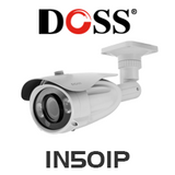 Doss IN50IP Full HD IP Camera 50M IR Range With POE