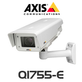 Axis Q1755-E 2MP 10X Optical Zoom HD Outdoor PTZ IP Camera