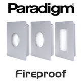 Paradigm In-Ceiling / In-Wall Application Fireproof Backboxes