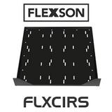 """Flexson 19"""" Rack Shelf For Sonos Connect & Connect:Amp"""