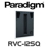 "Paradigm RVC-12SQ Dual 14"" In-Wall Subwoofer (Each)"