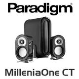 Paradigm MilleniaOne CT 2.1 Fully Powered Speaker System