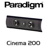 Paradigm Cinema 200 LCR In-Wall Speaker (Each)