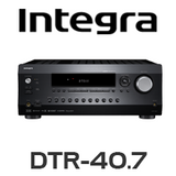 Integra DTR-40.7 7.2-Channel THX, DTS:X & Dolby Atmos Ready Network A/V Receiver