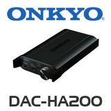 Onkyo DAC-HA200 Digital-to-Analog Converter and Headphone Amplifier