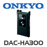 Onkyo DAC-HA300 Digital-to-Analog Converter, SD Player and Headphone Amplifier