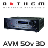 Anthem AVM 50v 7.1-Ch 3D Equiped Home Theatre Pre-Amplifier / Processor
