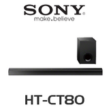 Sony HT-CT80 80W 2.1-Channel Soundbar and Subwoofer