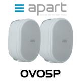 "Apart OVO5P 5"" 2-Way Active Loudspeakers (Pair)"
