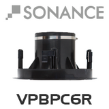 """Sonance VP Series VPBPC6R 6"""" Round Bandpass Connector"""