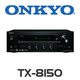 Onkyo TX-8150 Network Stereo Receiver with DAB+