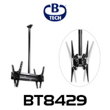 B-Tech BT8429 Back-to-Back Flat Screen Ceiling Mount with Tilt - Up to 65""