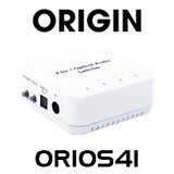 Origin ORIOS41 4 Way Optical Digital Audio Switcher