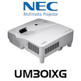 NEC UM301XG 3000 Lumens XGA Ultra Short Throw LCD Projector