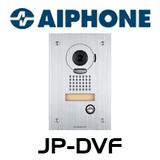 Aiphone JP-DVF Vandal-Resistant Flush Mount Video Door Station