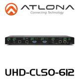 Atlona 4K UHD 6-Input Multi-Format HDBaseT Switcher with Mirrored HDMI / HDBaseT Outputs & Auto-Switching