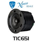 """Beale Xpress TIC651 6.5"""" 25 / 70 / 100V In-Ceiling Speaker (Each)"""