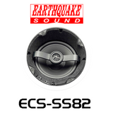 "EarthQuake ECS-SS82 8"" Edgeless Angled SweetSpot In-Ceiling Speaker (Each)"