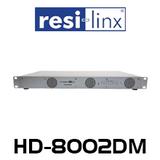 Resi-Linx HD-8002DM 8 Input High Definition DVB-T Modulator