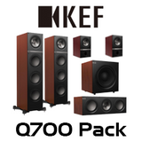 KEF Q700 5.1 Channel Speaker Pack