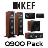 KEF Q900 5.1 Channel Speaker Pack