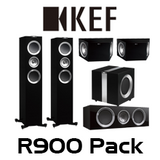 KEF R900 5.1 Channel Speaker Pack