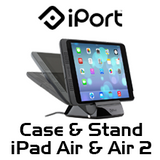 iPort Charge Case and Stand for iPad Air 1, 2 & Pro 9.7""