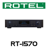 Rotel RT-1570 Internet Radio / DAB+ / FM Tuner / Audio Streamer