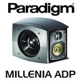 Paradigm Millenia ADP Rear / Surround Speakers (Pair)