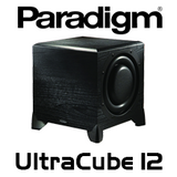 "Paradigm UltraCube12 12"" 650W Subwoofer"